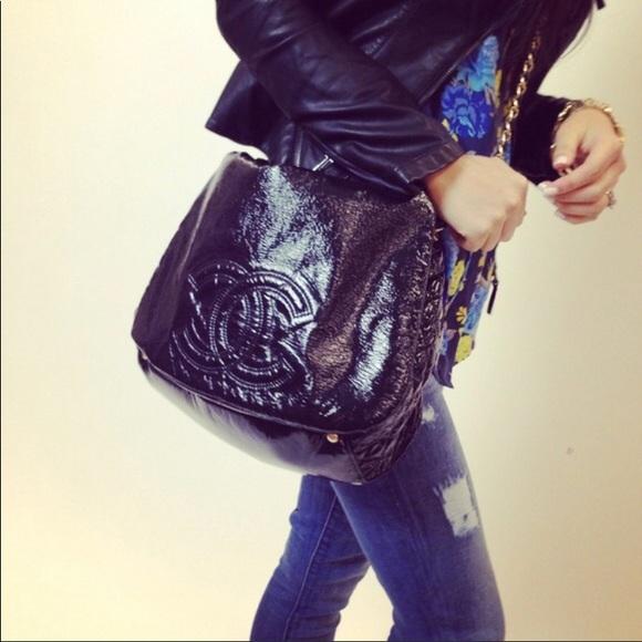 a288dd952c09 CHANEL Handbags - CHANEL Rare Patent Leather Flap Bag.